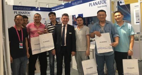 Planatol System China Print 2017
