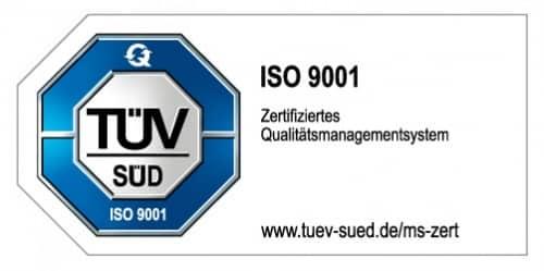 Zertifiziertes Qualitätsmanagement bei Planatol