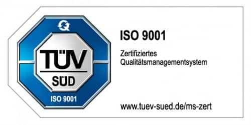 ISO 9001 farbe de 250 500x249 - Sustainability and responsibility